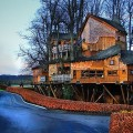 Treehouse Restaurant Alnwick