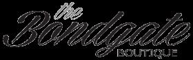 the Bondgate Boutique Logo