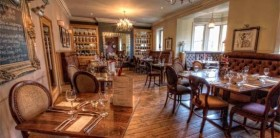 the plough hotel restaurant Alnwick