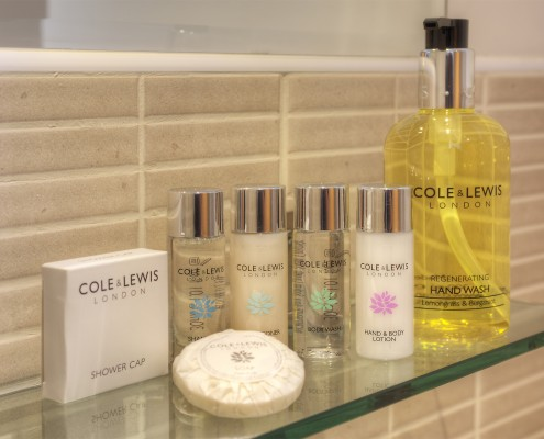Cole & Lewis of London Toiletries