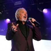 Tom Jones in Alnwick Pastures