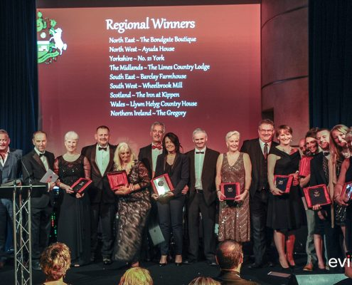 eviivo awads 2016 - Hidden Gem Award North East